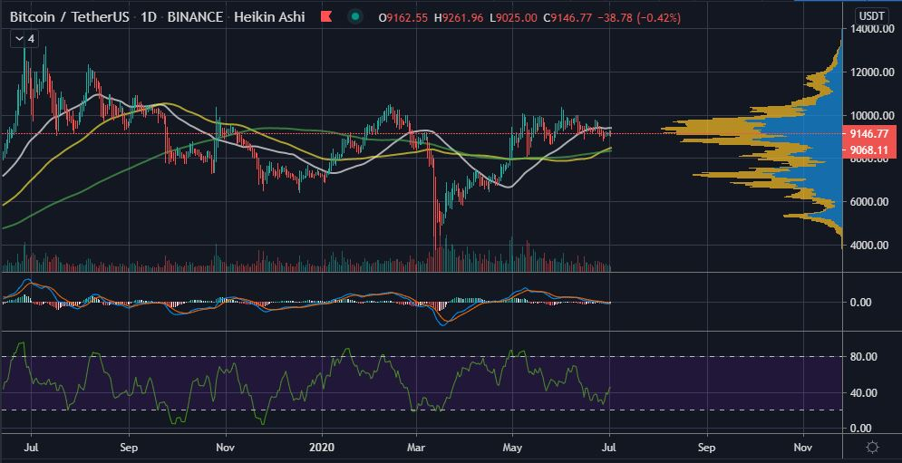 Bitcoin (BTC) Could Reclaim $10k in 49 Days - Crypto Analyst 13