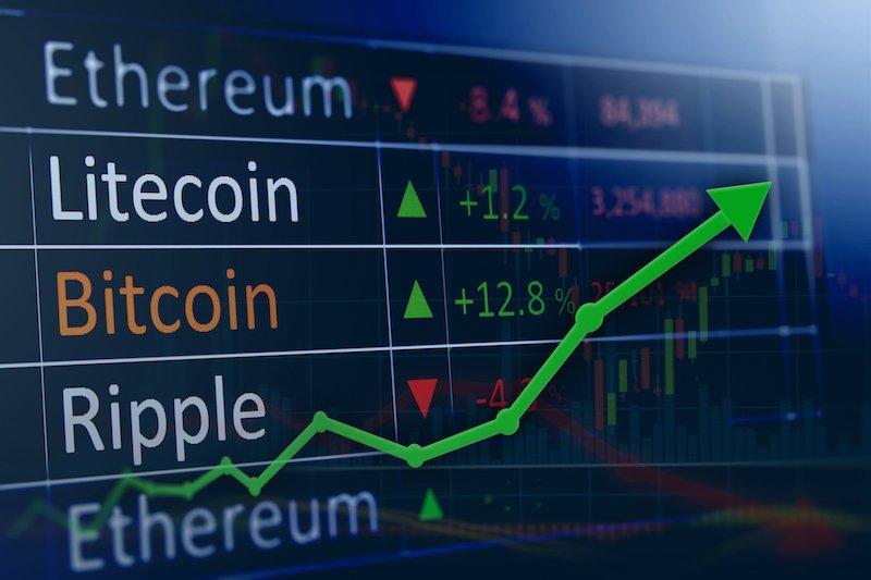 Crypto Ticker