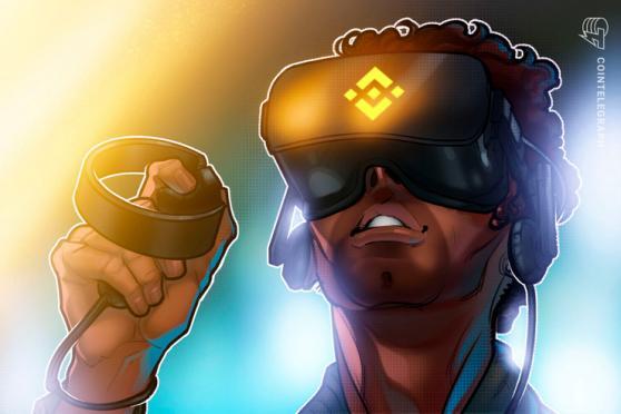 Binance buys virtual property in blockchain game The Sandbox