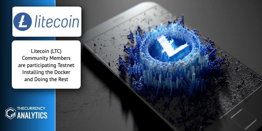 LiteCoin LTC testnet