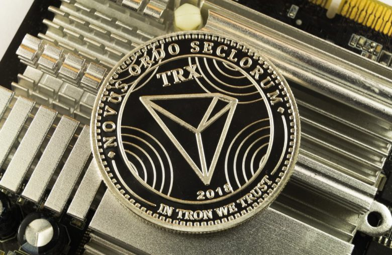 3 Tron investors transfer 719,000,000 cryptos