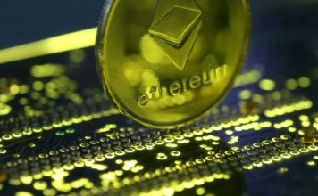 ©  Reuters Ethereum Falls 10% In Selloff