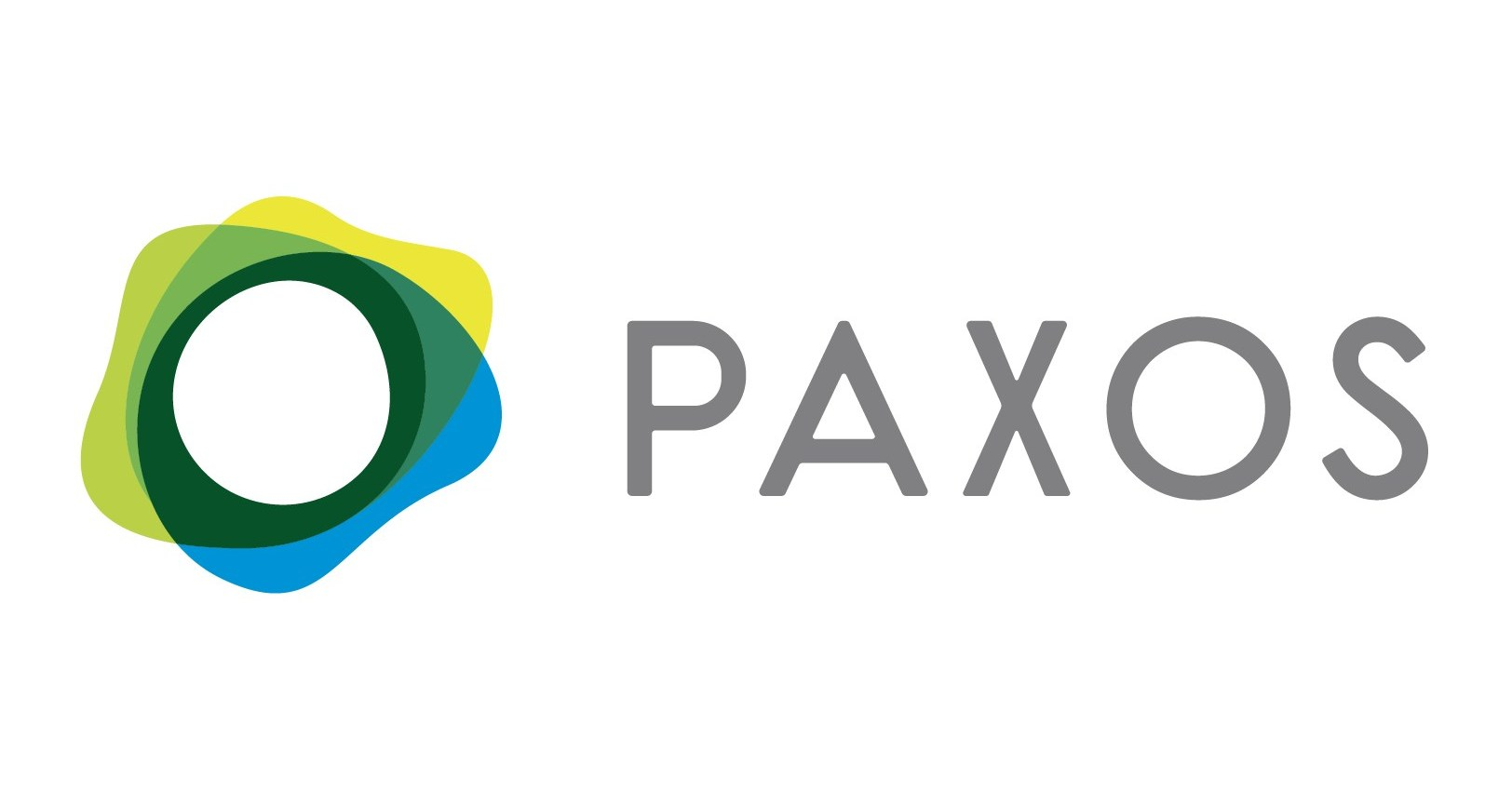 Paxos logo (PRNewsfoto/Paxos)