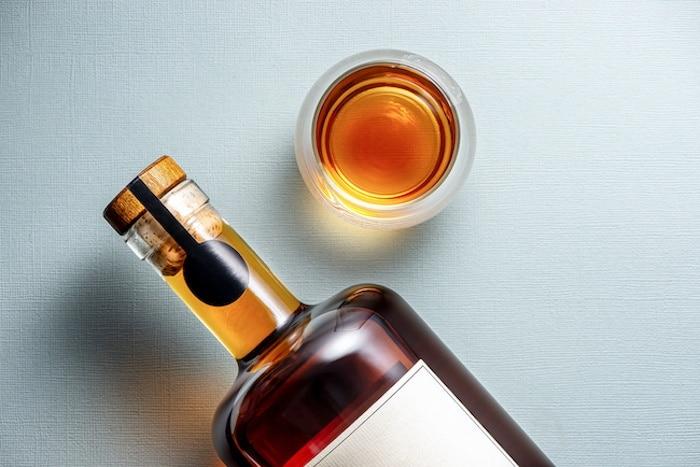 Blockchain whisky