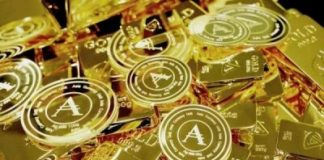 ACU launches a gold token based on blockchain technology