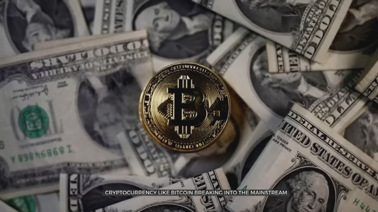 More Companies Embracing Cryptocurrency As Consumers Use Bitcoin
