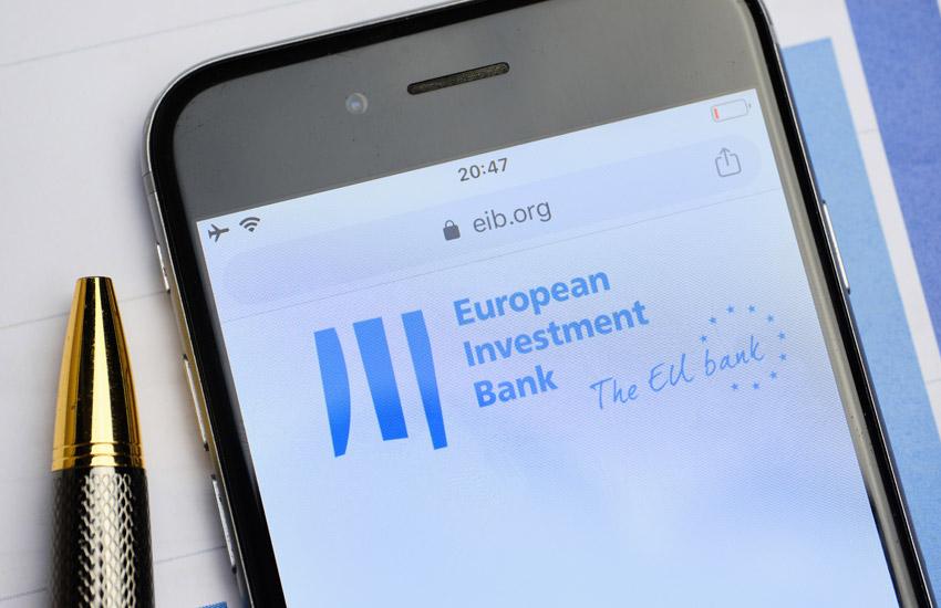 european investment bank EIB