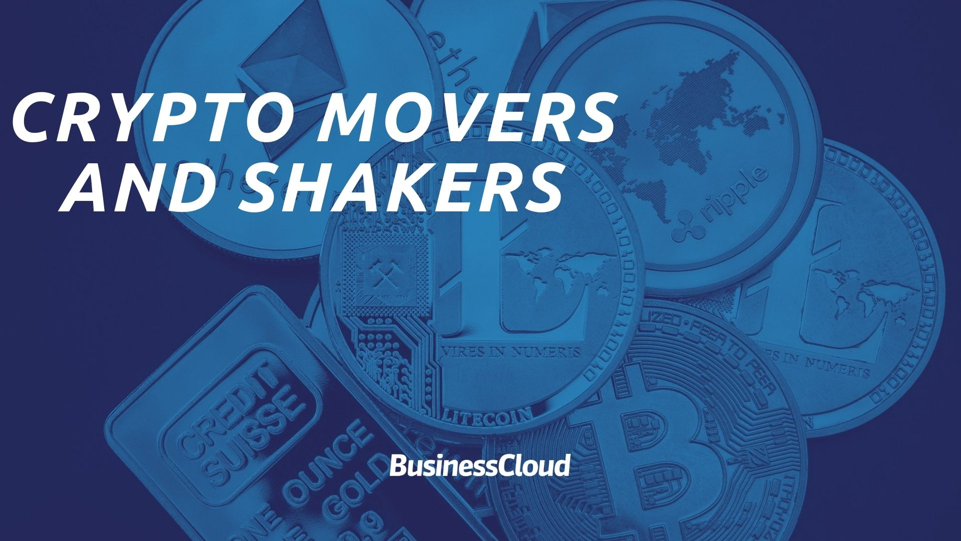 Crypto movers and shakers