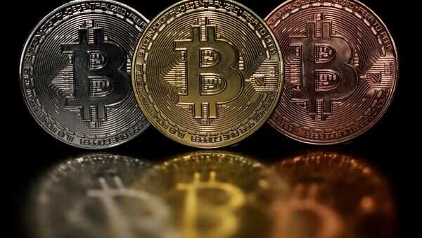 Cryptocurrency Bitcoin down over 4 per cent in 24 hours  (REUTERS)