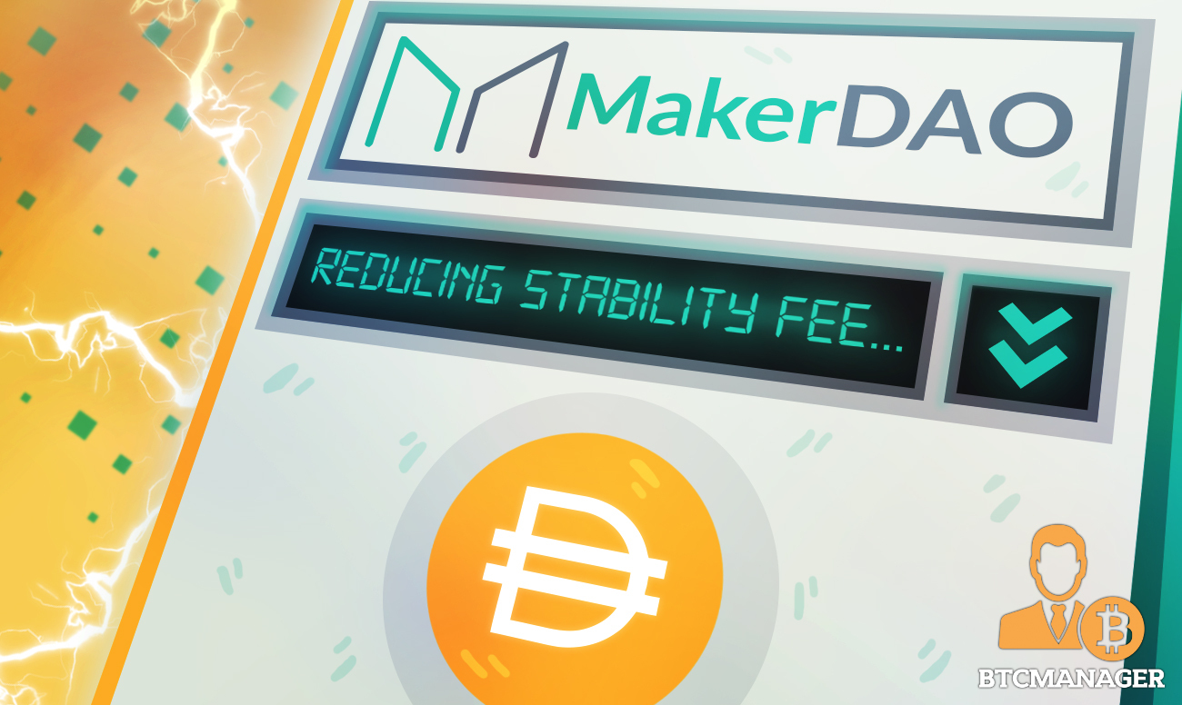 MakerDAO Reduces Stability Fees to Reawaken Stablecoin Demand
