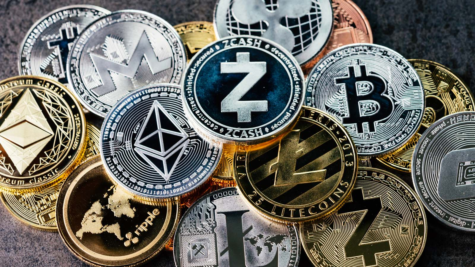 crypto - 7 Altcoins Primed for a June Rally