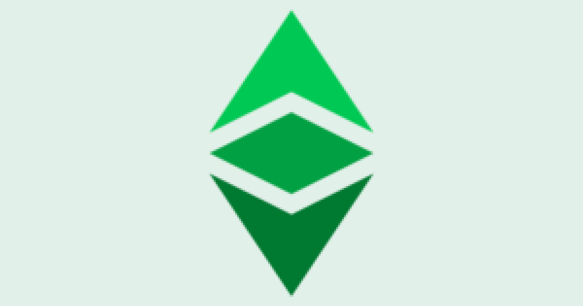Ethereum Classic Looks To Have Seen A Bounce At Support And May Now Be Breaking Out