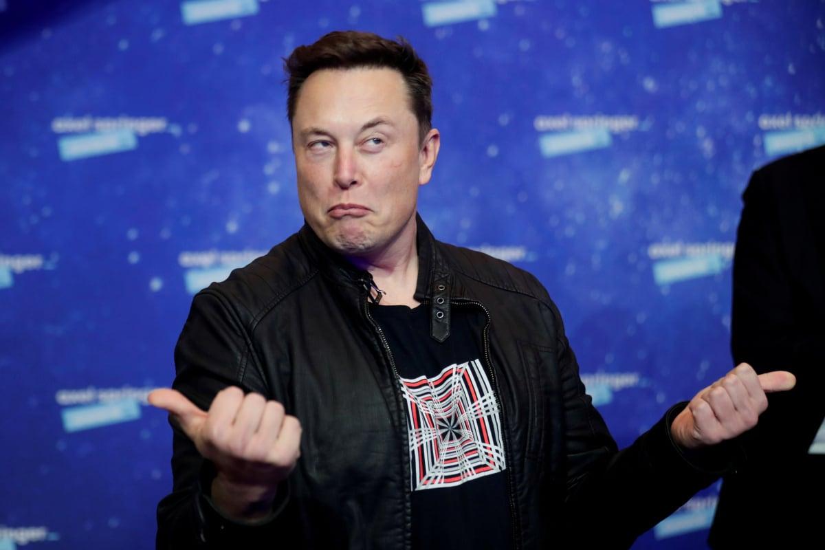 Elon Musk Hints at Tesla