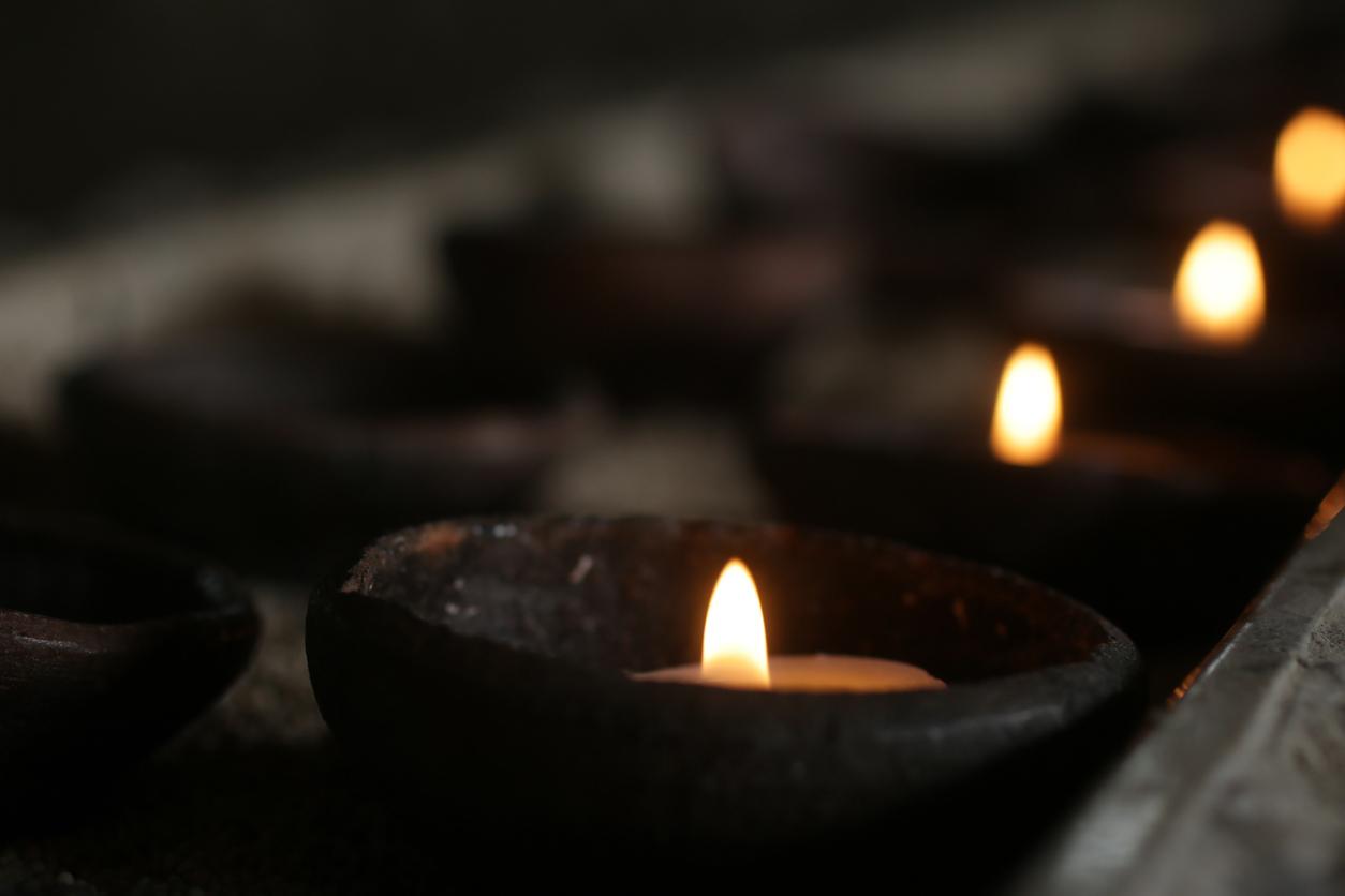 bitcoin price forecast black thursday candle iStock-1289975096