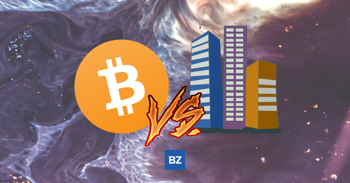 Bitcoin vs. Real Estate: Which is the Smarter Investment