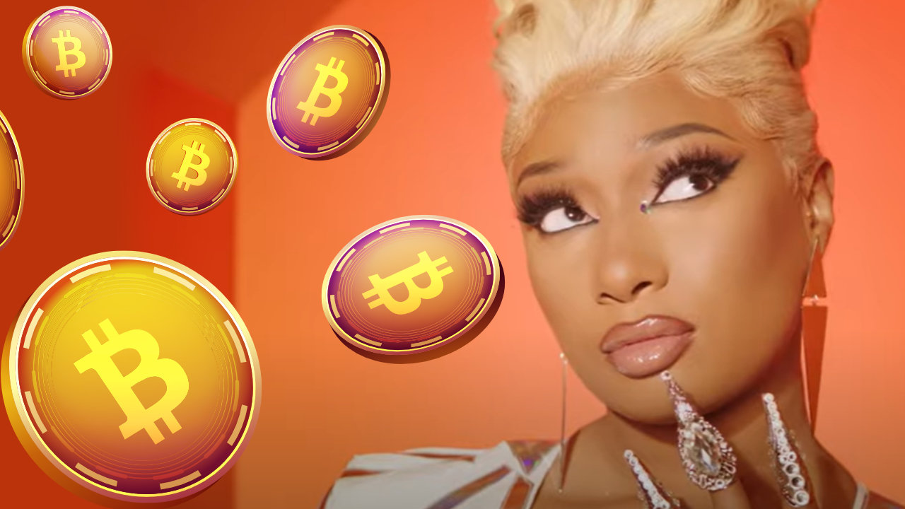 Hip Hop Star Megan Thee Stallion Creates 'Bitcoin for Hotties' Video to Educate Millions of Fans About Crypto