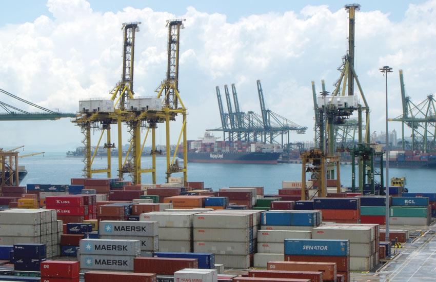 psa singapore port